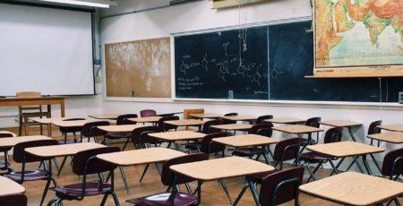 Klasse ohne Lehrer: In Deutschland herrscht Lehrermangel.