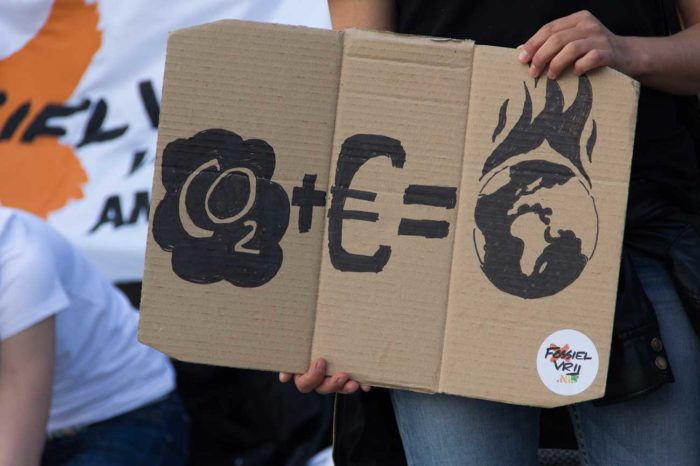 Demo Klimaschutz Friedas for Future