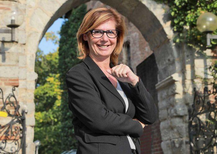 Martina Baumgärtner vermarkten den Niederrhein touristisch