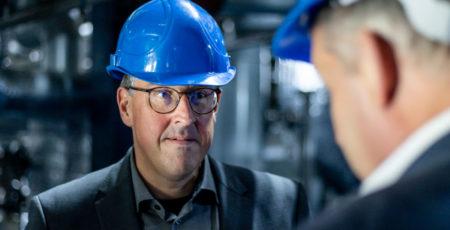 René Schneider bei KS Recycling