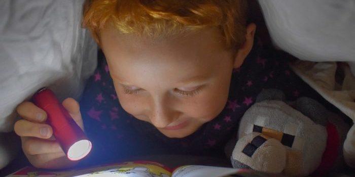Vorlesen fördert die Fantasie